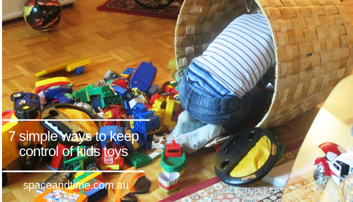 7 simple ways to control toys