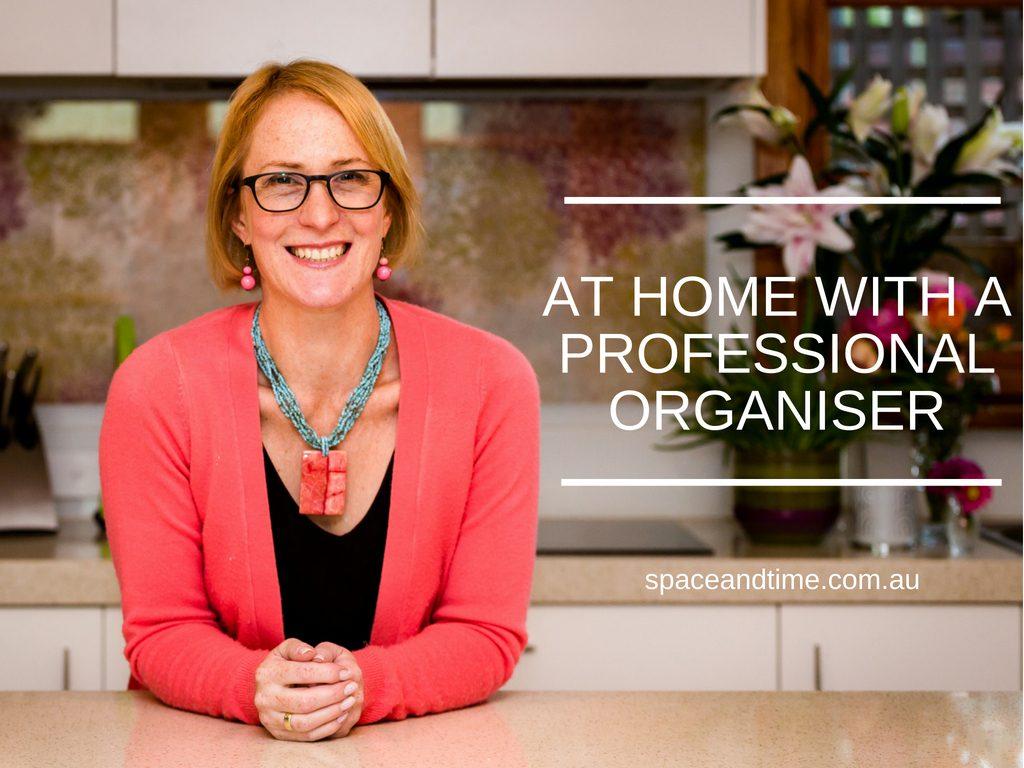 Julie Cliff, Professional Organiser