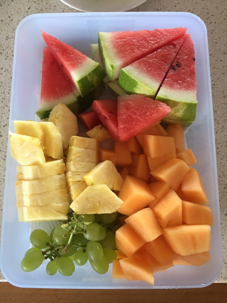 fruit for school