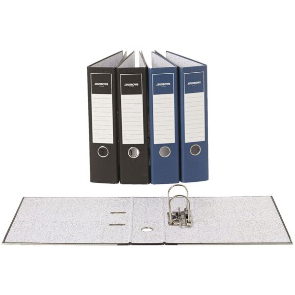 Lever arch folder to file paper articles