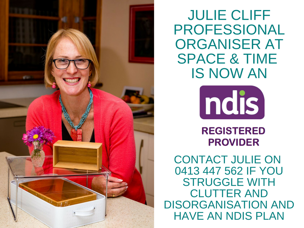 Julie Cliff, Registered NDIS provider