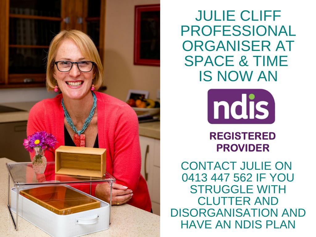 Julie Cliff, Registered NDIS provider