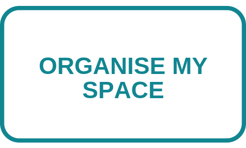 Organise my space