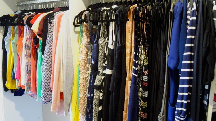 declutter my wardrobe