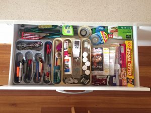 organise my junk drawer